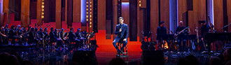 Michael Bublé at the BBC